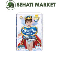 MAMYPOKO Pants Extra Dry Extra Soft Royal Soft Boy XXL24 XXL 24