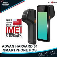 Advan Harvard 01 android Pos thermal printer 58MM - Hitam BUK2049