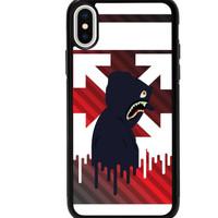 Case Iphone X Bape Off White B0224