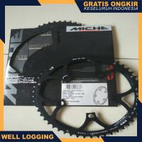 WLogging New Asesories chainring sepeda roadbike Miche 52