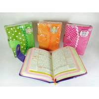 Dijual AlQuran Wanita AN NISA Rainbow Al Qur an Terjem