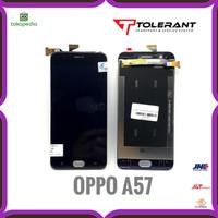 LCD TOUCHSCREEN OPPO A57 CPH1701 FULL SET ORIGINAL