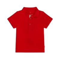 Mothercare Red Polo Shirt - Kaos Polo Bayi Laki-laki (Merah)
