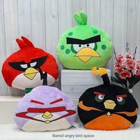 Boneka Bantal Anak Sandaran Punggung Karakter Angry Bird Space Murah