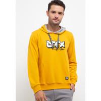 Sharks - Typo Series Sweater - Kuning [SGE201697288]