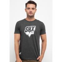 Sharks - Typo Series Tshirt - Abu-abu [SGB105617411]