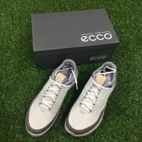 Ecco Sepatu Golf Bahan Kulit Asli Breathable Anti Slipair Untuk Pria