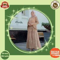 baju gamis dress rayon syari muslim terbaru arrafi rabbani elzatta