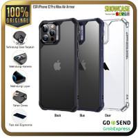 ESR iPhone 12 Pro Max Air Armor Softcase Anti Crack Military Drop