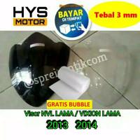 BELLATO Visor Windshield NVL LAMA VIXION LAMA 23 5cm - 2013 - 2014