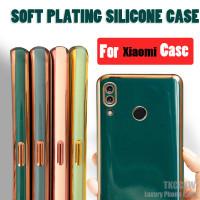 Casing Pelindung Mewah Untuk Xiaomi Redmi 8 8a 7 7a 10x Pro 5 Plus Red