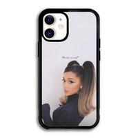 Casing iPhone 12 Mini Ariana Grande Thank u Next P2688
