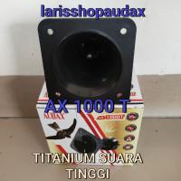 TERL4RIS AX 1000 T TITANIUM NEODYMIUM MAGNET AUDAX TWEETER ORIGINAL SD