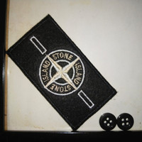 Patches Badge Emblem Island Patch Stone