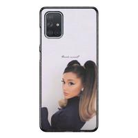 Casing Samsung Galaxy A51 Ariana Grande Thank u Next P2688