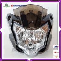 Batok Headlamp reflektor Lampu Depan Yamaha New Vixion Advance nva