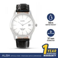 Jam Tangan Pria Alba Standard Quartz Leather AXHL65 Original