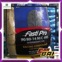 Jual BAN IRC FASTI PRO - 90/80 RING 14 TUBELESS Limited