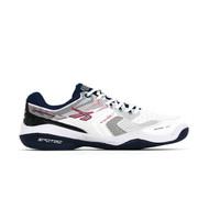 SPOTEC Sepatu Tennis Centerline Putih - Biru Tua