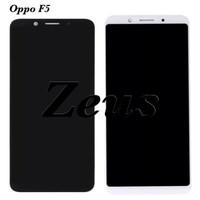 h4r- Lcd Touchscreen Ts Only For Oppo F5 Cph1723 - Cph1727 - Fullset