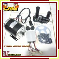 UD KRISNA ABADI paket kit motor listrik sepeda listrik . upgrade