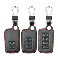 Sarung Dompet Kunci Remote Kulit for Toyota 2 3 4 Buttons Avalon Ca 6x