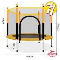 Paling Murah Trampolin trampoline anak dan dewasa 55inch SPEEDS LX