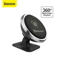BASEUS 360 DEGREE ROTATION UNIVERSAL MAGNETIC CAR HOLDER (PASTE TYPE)