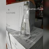 Aqua Reflections botol beling kaca 380ml Aqua Reflection mineral