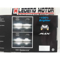 Lampu Utama Nmax Autovision Headlight Headlamp N-Max PCB LED Cree