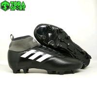 Sepatu Bola Anak Adidas Ace Boot Hitam List Putih Size 34 35 36 37 38