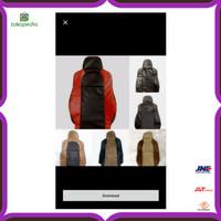 Full seat sarung/cover jok mobil all new Ertiga (2018-2020)
