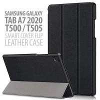 Samsung Galaxy Tab A7 2020 10.4 T505 - Smart Cover Flip Leather Case