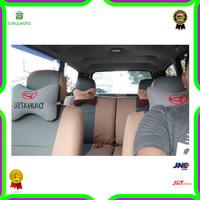Unik FULLSET Sarung Jok Mobil Avanza Xenia Airbag 2013-2015 Limited