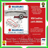 Roof Bar Penyangga Palang Tulang Besi Atap Trepes Suzuki Jimny Katana