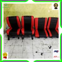 Full seat sarung/cover jok mobil Avanza/Xenia non air bag 2012-2013