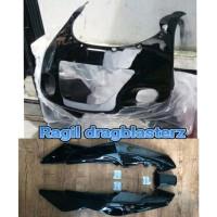fairing atas ninja RR old hitam dan Cover body belakang ninja rr old