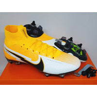 Sepatu Bola Nike Mercurial Superfly 7 Elite ANTI CLOG Laser Orange