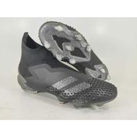 Sepatu Bola Adidas Predator Mutator 20+ Black silver FG