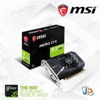 VGA MSI Geforce GT 1030 AERO ITX OC 2GB - GT1030 2 GB DDR5 REV2112