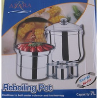 Reboiling Pot Panci Multi Fungsi Merek Axara Diskon