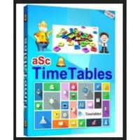 aSc Timetables 2020 Full Version (Via Email)