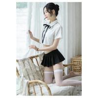 LI-81 HQ japan lingerie seragam sekolah uniform baju tidur wanita rend