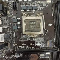 mainboard GIGABYTE GA-B150M-DS3H lga 1151 Dual Channel DDR4 4 slot ram