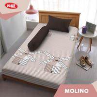 Kintakun Sprei 100 Single Dluxe Kids Edition Microtex - Molino