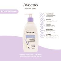 Aveeno Soothing & Calming Moisturizing Lotion 354 Ml