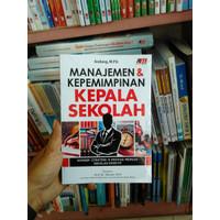 Buku Manajemen & Kepemimpinan Kepala Sekolah Andang