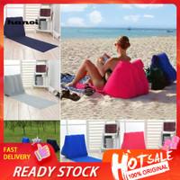 hn Bantal Kursi Tiup Untuk Pantai / Festival / Camping / Santai
