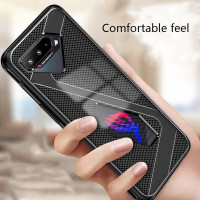 ASUS Rog 5 5 Pro 5 Ultimate Soft TPU Shockproof Protector Cover Slim P