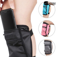 Gowinter Tas Pouch Paha Invisible Breathable Holder Handphone Untuk